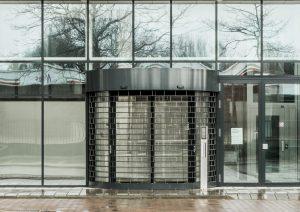 Retractable Security Grilles